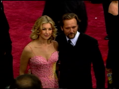 Faith Hill at the 2002 Academy Awards at the Kodak Theatre in Hollywood California on March 24 2002