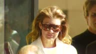 Faith Hill at the Dediction of Tim McGraw's Star on the Walk of Fame at Hollywood in Hollywood California on October 17 2006