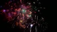 Fallas Festilval Fireworks show 2013