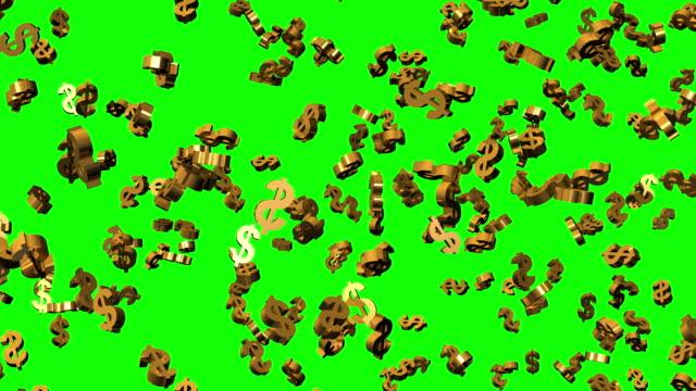 Falling Dollars - HD1080