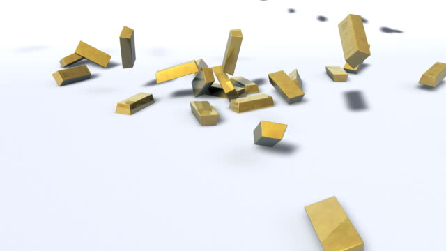 Falling Gold