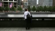 LS Family members of 9/11 victims pay their respects at the National September 11 Memorial Museum in New York This year marks the 13th anniversary of...