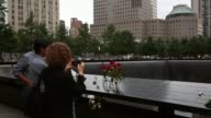 MS Family members of 9/11 victims pay their respects at the National September 11 Memorial Museum in New York This year marks the 13th anniversary of...