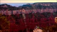 Family Visits Grand Canyon