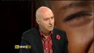Famine conditions worsening Midge Ure LIVE STUDIO interview SOT