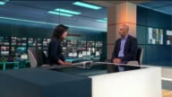 Yemen facing the 'world's largest humanitarian crisis' ENGLAND London GIR INT Saleh Saeed STUDIO interview SOT