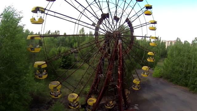 Famous Chernobyl Ferris Wheel
