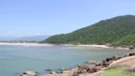 fantastic beach in brazil
