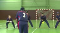 Far from the Pacific summer where the cricket World Cup starts on Saturday the French national team will be training in a freezing gym in the Paris...