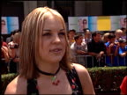 Farah Fath at the Premiere of 'The Princess Diaries' at the El Capitan Theatre in Hollywood California on July 29 2001
