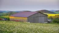 CRANE DOWN: Farm
