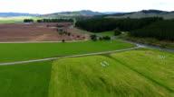 Farming, landscape, countryside, nature