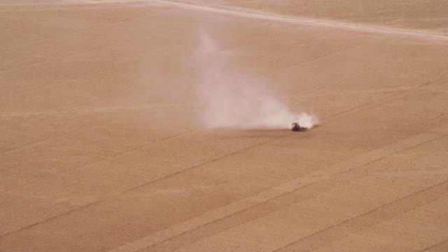 Farmland in desert