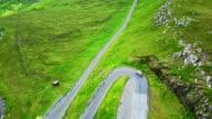faroean wegen in kalsoy