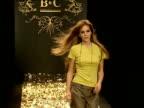 MS fashion models on runway during fashion show / Belgrade, Serbia