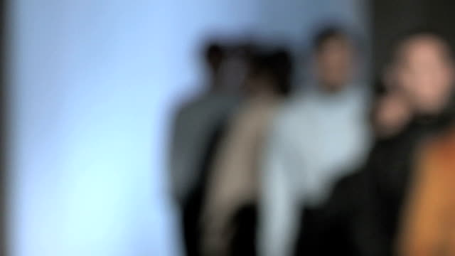 Fashion Show Defocus