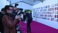 Vogue 100 Gala Dinner Jennifer Saunders interview SOT / Simon Le Bon and Yasmin Le Bon interview SOT / David Gandy on red carpet / Sadiq Khan and...