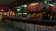MS PAN Fast food restaurants in Del Puerto Market, Montevideo, Uruguay