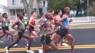 Fast male runners lead race a US National Championship