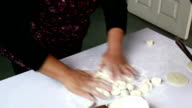 Fast Motion - Kneading Dough