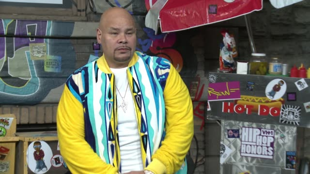 Fat Joe at 'VH1 Hip Hop Honors The 90's Game Changers' Monday September 18 At 9PM ET/PT at Paramount Studios on September 17 2017 in Los Angeles...