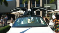 A Father's Day tradition for over 20 years the annual Rodeo Drive car show is free and open to the public and draws high quality classic automobiles...
