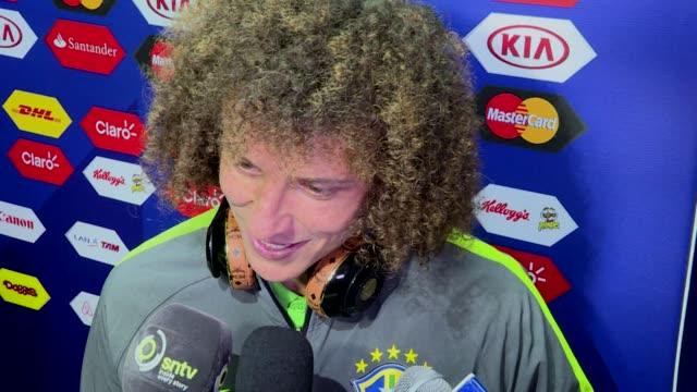Favourites Brazil beat Peru 21 in their Copa America group C opener