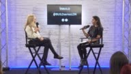 INTERVIEW Fearne Cotton on her friends at AOL London on January 09 2017 in London England
