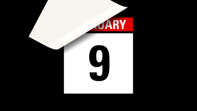 February month calendar HD