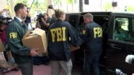 US federal agents investigating alleged corruption in world footballs governing bodies raided the North and Central American association CONCACAFs...