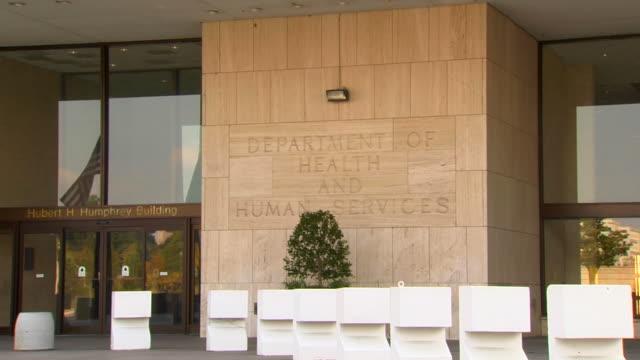 HD Federal Building Health Zoom_1 (1080/24P)