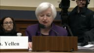 Federal Reserve Chair Janet Yellen discusses efforts by her agency to supervise banks around the country since the financial crisis of 2008 Says the...