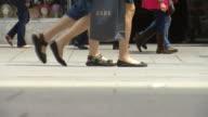 Feet of crowd RT 2