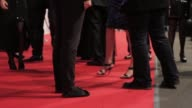 Feet on the Red Carpet