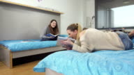LS DS Female Students In The Dormitory