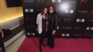Fern Mallis and Patricia Field at Patricia Field Jacqueline Demeterio From TV Land's Younger Curate Fashion Show at Macy's at Macy's Herald Square on...