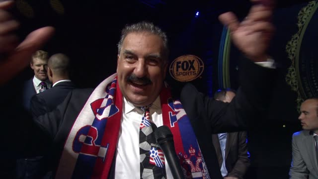 INTERVIEW – Fernando Fiore on tonight being the kickoff for World Cup coverage what fans can expect from the coverage on the event happening in...