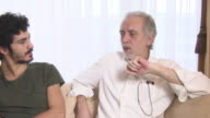 INTERVIEW Fernando Trueba Chino Darin on Penelope Cruz using her real singing voice at Berlin Film Festival 'The Queen of Spain' Interview at...