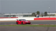 Ferrari 599XX No4 at Silverstone race track England