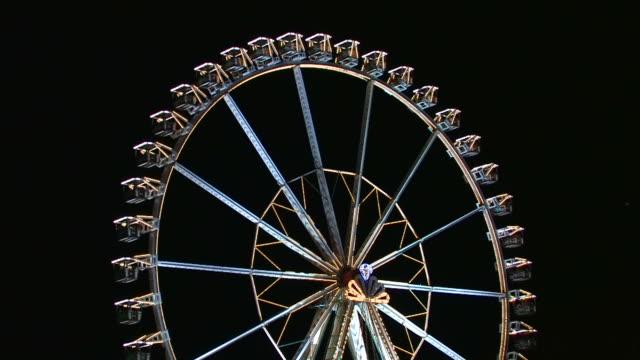 Ferris Wheel at Carnival - 2 clips