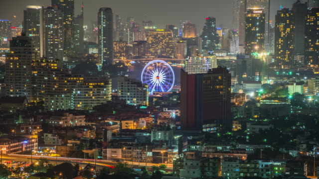 Ferris Wheel in Bangkok