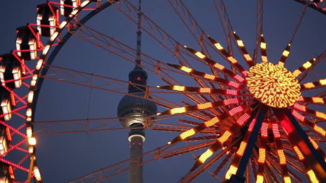 ferris wheel in Berlin