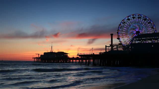 Ferris Wheel in Santa Monica