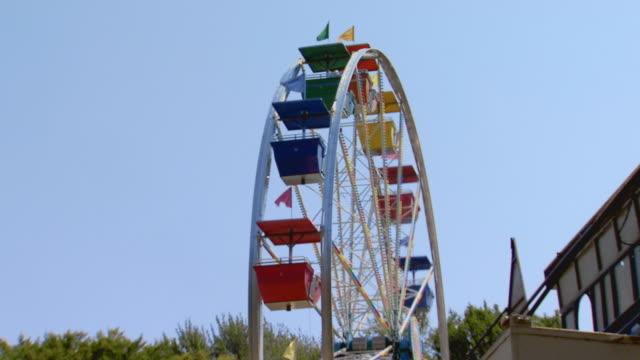 Ferris Wheel, zoom out