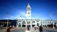 San Francisco Ferry Building,