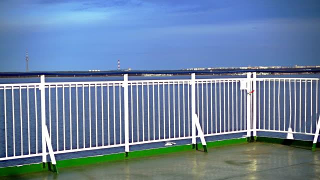 Veerboot open dek