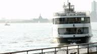 Ferry service to Liberty & Ellis Island, Manhattan – New York City