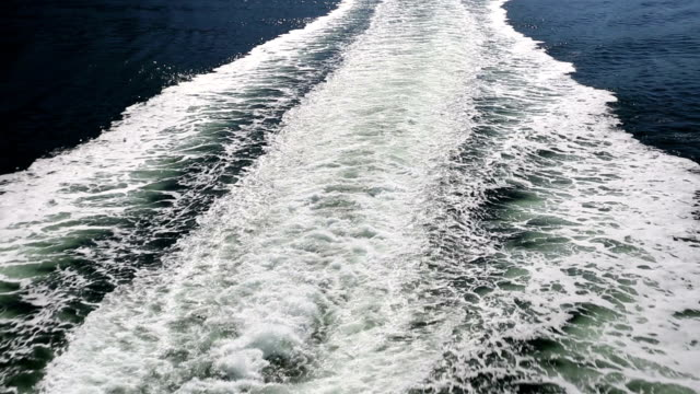 Traghetto Wake Horseshoe Bay West Vancouver