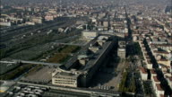 Fiat Rooftop Test Track  - Aerial View - Piedmont, Turin, Torino, Italy