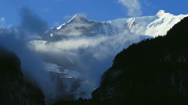 Fiescherhorn, Grindelwald, Bernese Alps, Switzerland, Europe